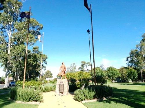 Lighthorse Memorial Tongala