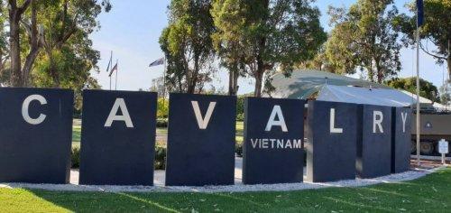 Cavalry War Memorial Tongala