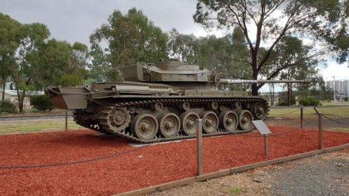 Centurian Tank Tongala