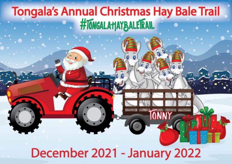 Tongala Hay Bale Trail December 2021